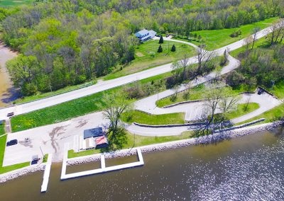 aerial photos of wrightstown wi,arial photos of wrightstown wisconsin,drone photography of wrightstown wi,fox river wi,fishing on the fox river,boat launch