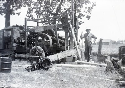 Mike Beck,well drilling, old photos, wrightstown historic photos,official website of the village of wrightstown, the codebook, the book of codes, village of wrightstown codes, history of wrightstown wi, wrightstown historical society