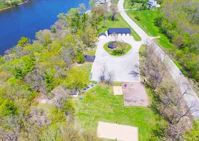 mueller park, aerial photos of wrightstown wi,arial photos of wrightstown wisconsin,drone photography of wrightstown wi, boat launch on the fox river,fox valley,wisconsin photographers