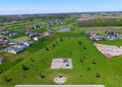 shamrock park wrightstown wi,aerial photos of wrightstown wi,arial photos of wrightstown wisconsin,drone photography of wrightstown wi