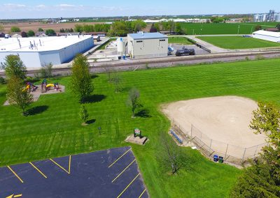vandyke park, aerial photos of wrightstown wi,arial photos of wrightstown wisconsin,drone photography of wrightstown wi