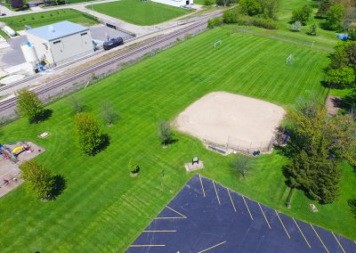 aerial photos of wrightstown wi,arial photos of wrightstown wisconsin,drone photography of wrightstown wi,van dyke park