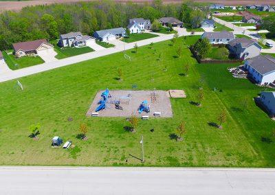 parks in wrightstown wi, play ground, aerial photos of wrightstown wi,arial photos of wrightstown wisconsin,drone photography of wrightstown wi