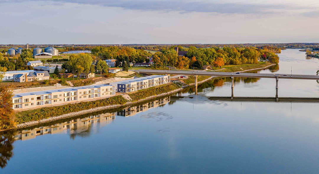 THE CURRENT of the Fox – Wrightstown ~ Luxury Apartments For Rent